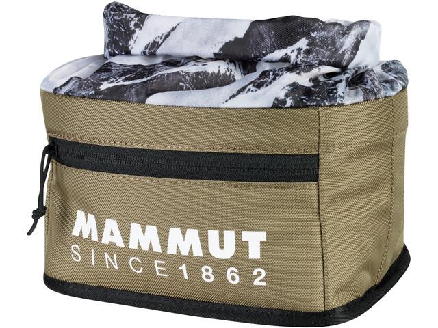 Mammut Boulder Chalk Bag, olijf